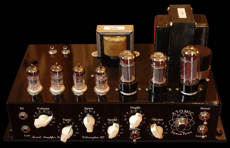 See full size - Atomic Space Tone Amplifier