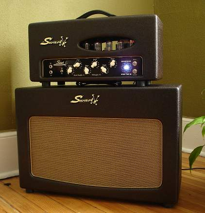 The amazing Swart Space Tone Super 30