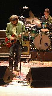 Jeff Tweedy with AST ~ Wilco