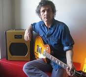 Dean Wareham and his AST