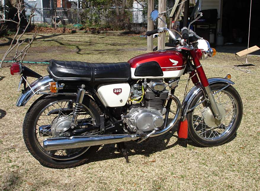 Honda Wilmington Nc >> Swart Amps Online Shop Cycles ~ '61 Matchless & 68 Honda CB-350